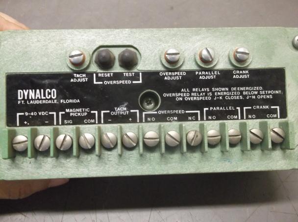 Dynalco SW200B-155 Speed Switch 2Relay SW200B USED