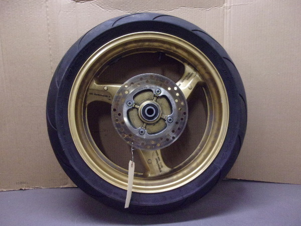 Front Wheel Bearings and Seals VTR1000F Honda Super Hawk 1000 1998-2005