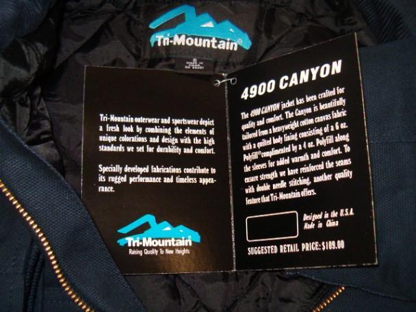 Canyon\